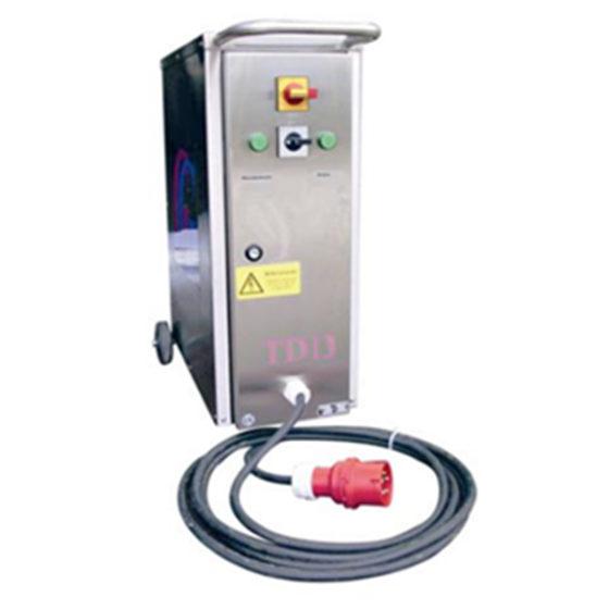 Generatore elettrico vapore